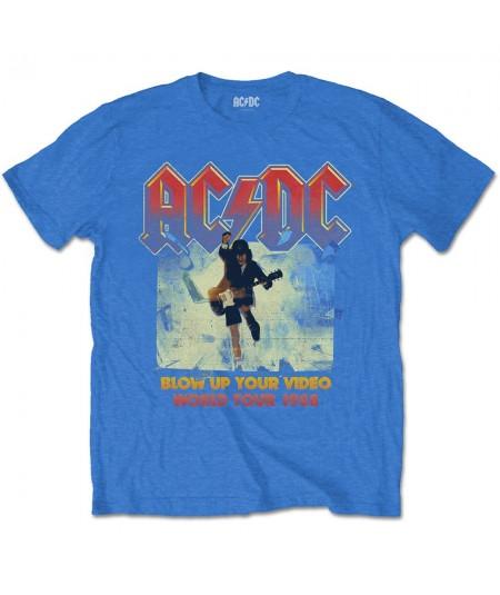 Tricou Unisex AC/DC: Blow Up Your Video