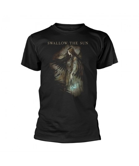 Tricou Unisex Swallow The Sun: Wings