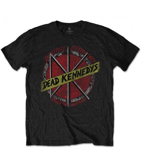 Tricou Unisex Dead Kennedys: Destroy