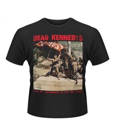 Tricou Unisex Dead Kennedys: Convenience Of Death