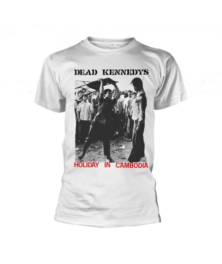 Tricou Unisex Dead Kennedys: Holiday In Cambodia