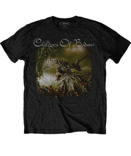 Tricou Unisex Children Of Bodom: Relentless
