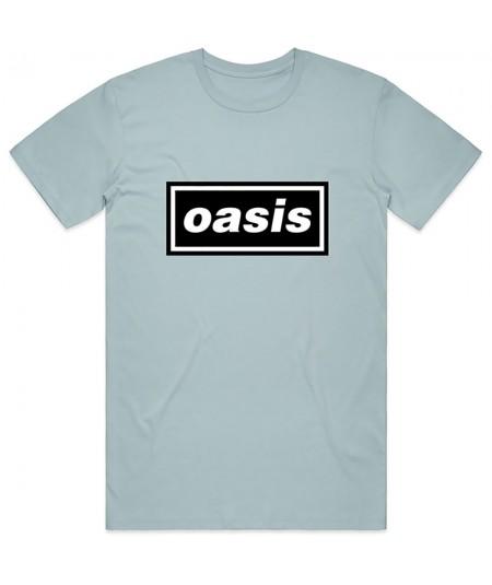Tricou Unisex Oasis: Decca Logo