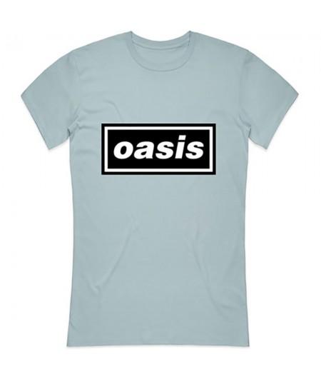 Tricou Dama Oasis: Decca Logo