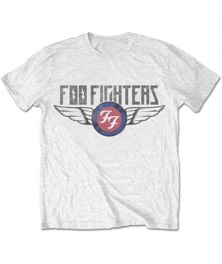 Tricou Unisex Foo Fighters: Flash Wings