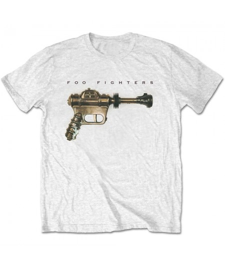 Tricou Unisex Foo Fighters: Ray Gun