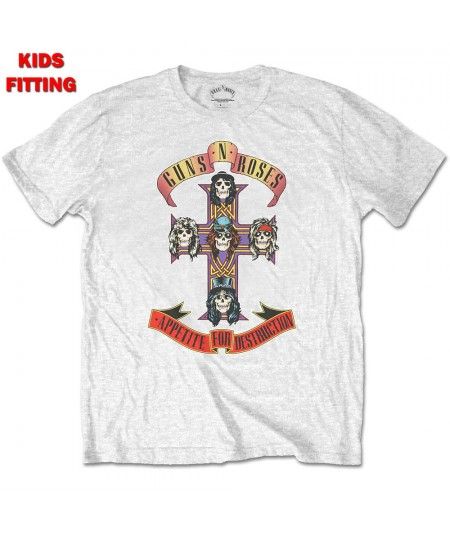 Tricou Copii Guns N' Roses: Appetite For Destruction