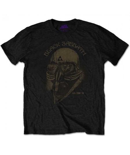 Tricou Unisex Black Sabbath: US Tour 1978