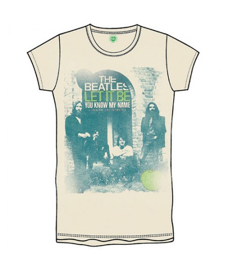 Tricou Copii Beatles - The: Let It Be/You Know My Name