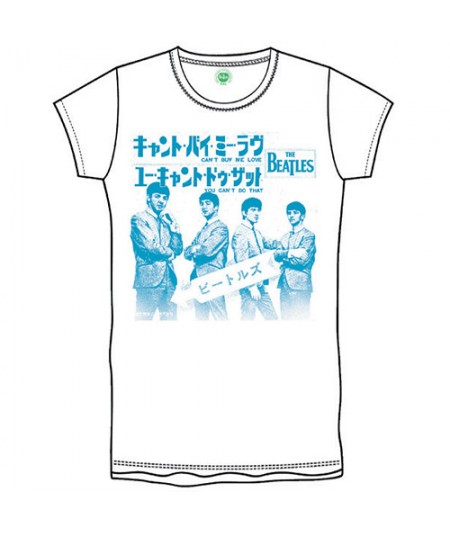 Tricou Copii Beatles - The: Can't Buy Me Love Japan