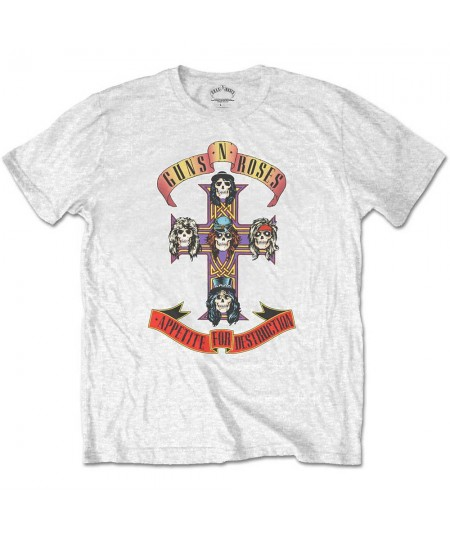 Tricou Unisex Guns N' Roses: Appetite for Destruction