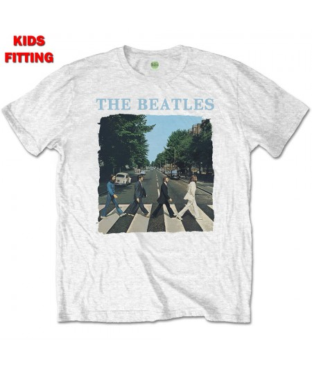 Tricou Copii Beatles - The: Abbey Road & Logo