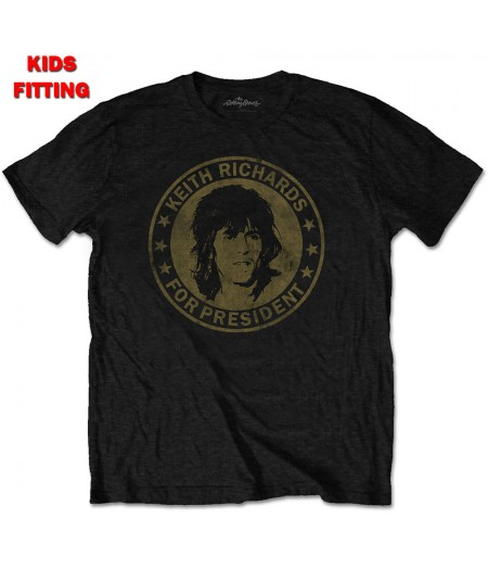 Tricou Copii Rolling Stones - The: Keith for President