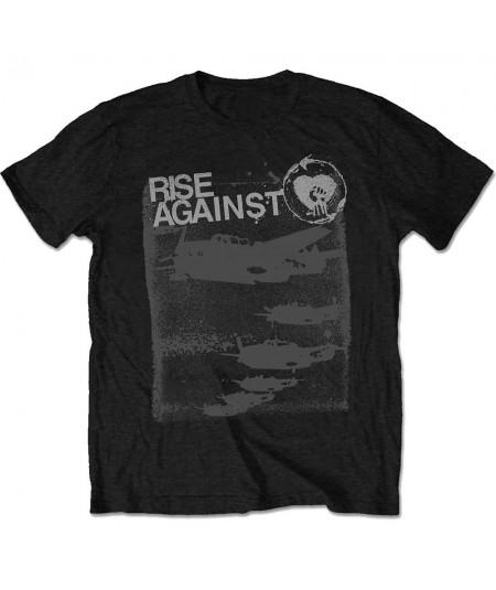 Tricou Unisex Rise Against: Formation