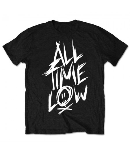 Tricou Unisex All Time Low: Scratch