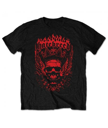 Tricou Unisex Hatebreed: Crown