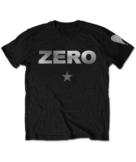Tricou Unisex Smashing Pumpkins - The: Zero