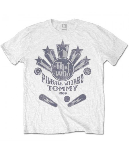 Tricou Unisex Who - The: Pinball Wizard Flippers