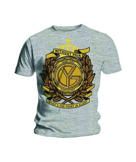 Tricou Unisex Young Guns: Without Pain