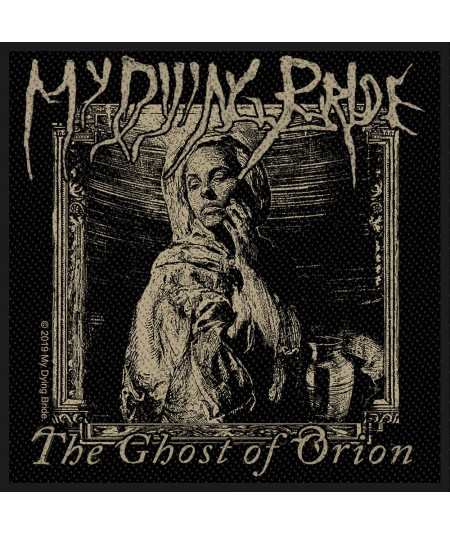 Patch My Dying Bride: The Ghost Of Orion Woodcut
