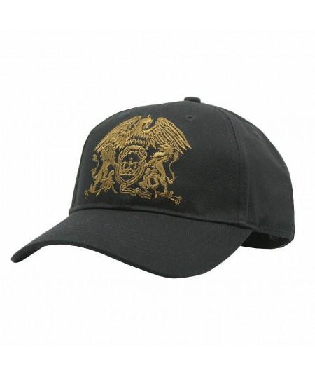 Sapca Queen: Gold Classic Crest