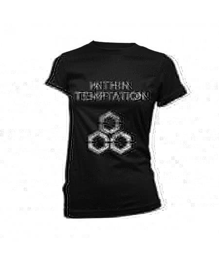 Tricou Dama Within Temptation: Unity Logo