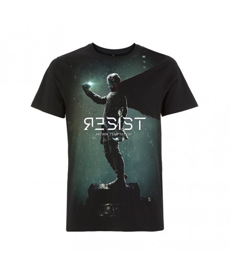 Tricou Unisex Within Temptation: Resist Jumbo Cover