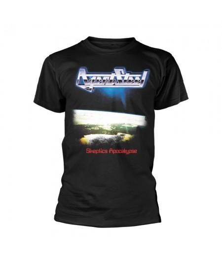 Tricou Unisex Agent Steel: Skeptics Apocalypse