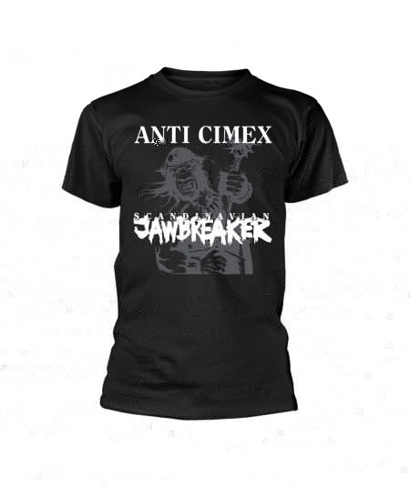Tricou Unisex Anti Cimex: Scandinavian Jawbreaker