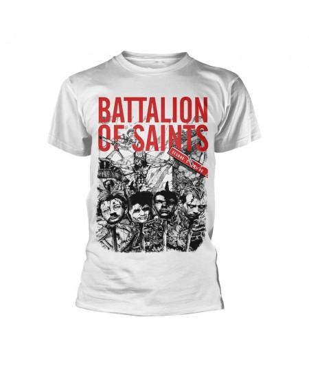 Tricou Unisex Battalion Of Saints: Second Coming