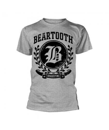 Tricou Unisex Beartooth: Disgusting