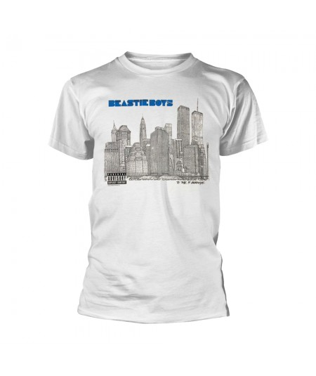 Tricou Unisex Beastie Boys: 5 Boroughs