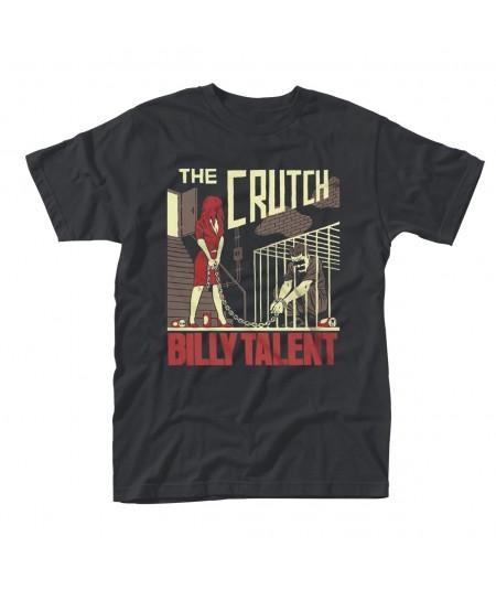 Tricou Unisex Billy Talent: The Crutch