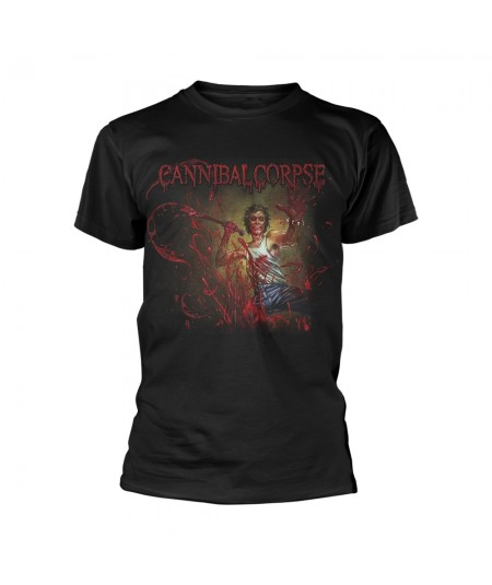 Tricou Unisex Cannibal Corpse: Red Before Black
