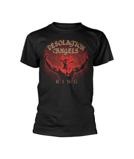 Tricou Unisex Desolation Angels: King