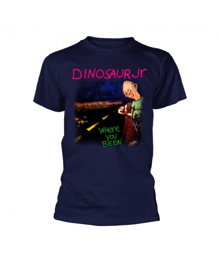 Tricou Unisex Dinosaur Jr.: Where You Been