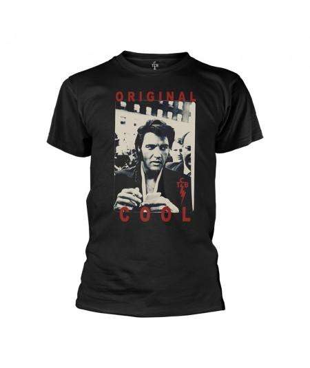 Tricou Unisex Elvis Presley: Original Rock N Roll