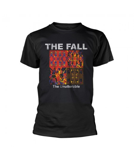 Tricou Unisex The Fall: The Unutterable