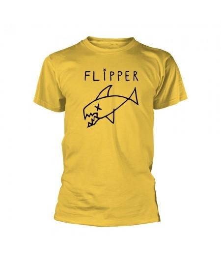 Tricou Unisex Flipper: Logo