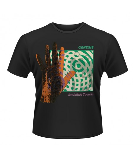 Tricou Unisex Genesis: Invisible Touch