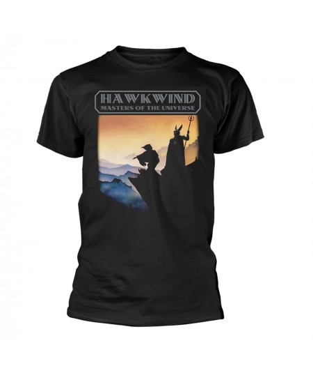 Tricou Unisex Hawkwind: Masters Of The Universe