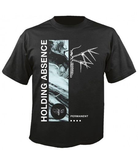 Tricou Unisex Holding Absence: Permanent