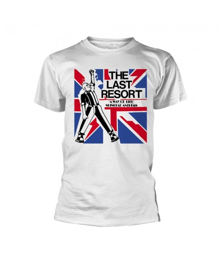 Tricou Unisex The Last Resort: A Way Of Life