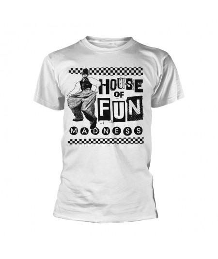 Tricou Unisex Madness: Baggy House Of Fun