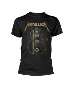 Tricou Unisex Metallica: Hetfield Iron Cross