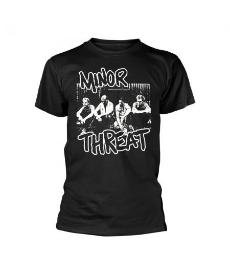 Tricou Unisex Minor Threat: Xerox