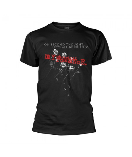 Tricou Unisex My Chemical Romance: Let'S All Be Friends