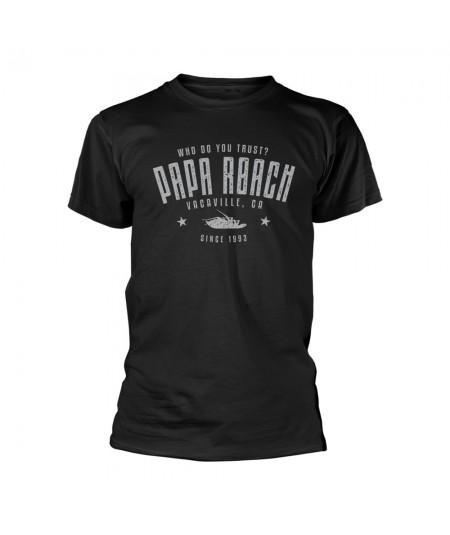 Tricou Unisex Papa Roach: Vacaville