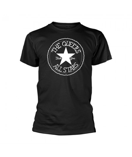 Tricou Unisex The Queers: All Stars