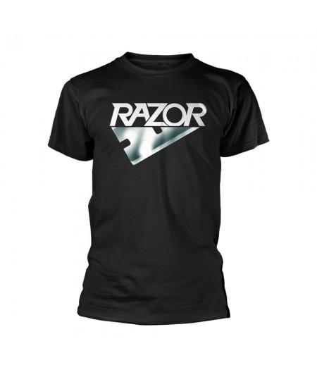 Tricou Unisex Razor: Logo